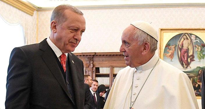 Presidente de Turquía anunció el anticipo de las elecciones presidenciales y legislativas