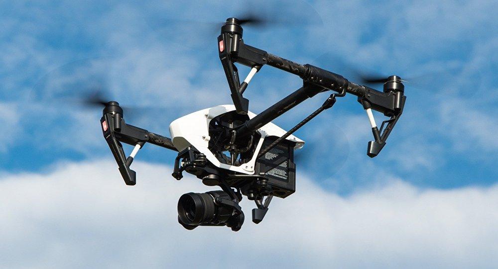 Un dron (imagen ilustrativa)