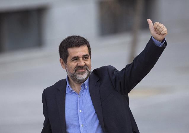 Jordi Sànchez, el diputado de Junts per Catalunya (JxCat)