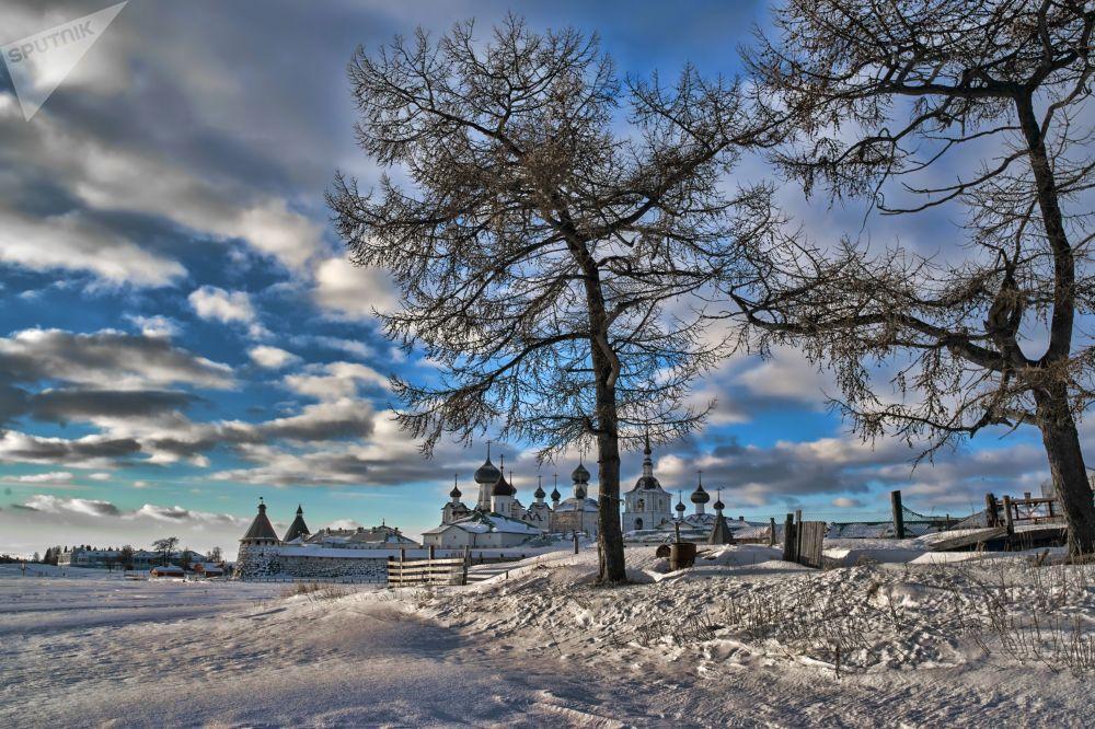 El lugar donde la historia te habla: las islas Solovetski del extremo norte ruso
