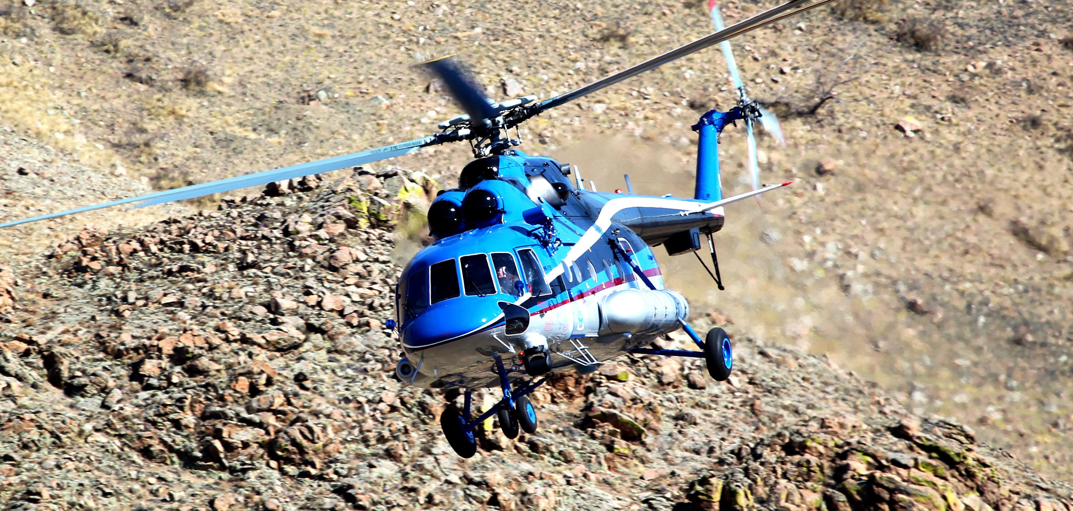 Nuevo helicoptero Mi-171A2 - Página 6 1076099108