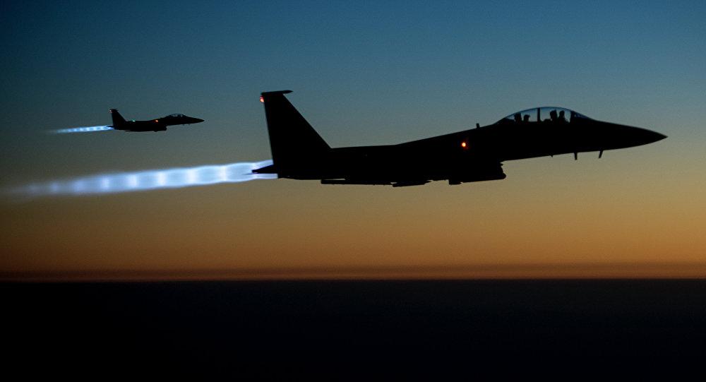 La coalición liderada por EEUU en Siria e Irak
