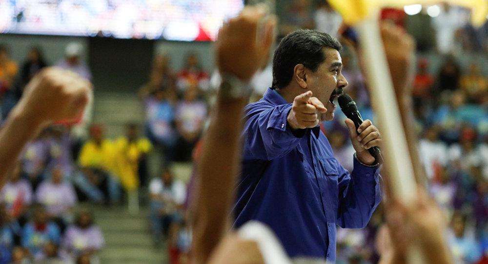 Delcy Rodríguez renunció al PSUV y se unió a Somos Venezuela