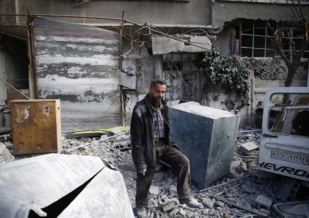 La situación en Siria tras el ataque de la coalición de EEUU