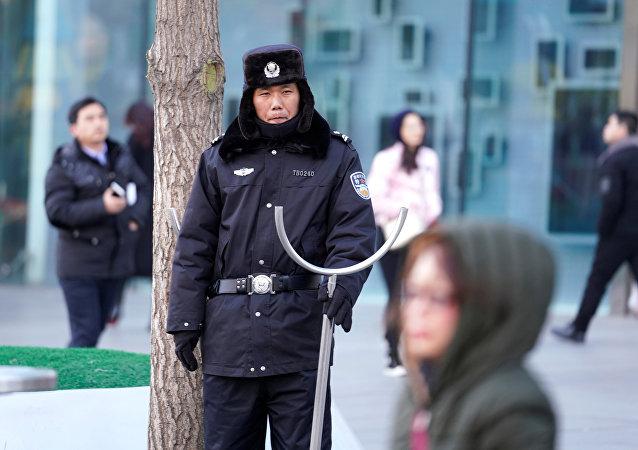 Ataque en supermercado en Pekín
