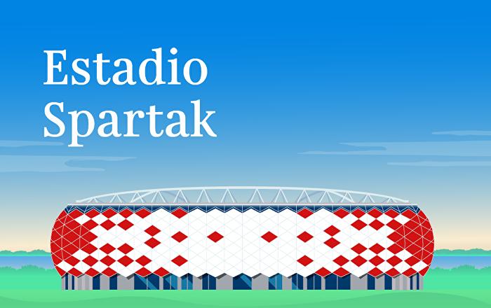 Estadio Spartak