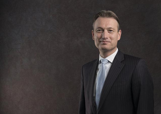 Halbe Zijlstra, el ministro de Asuntos Exteriores de Países Bajos (archivo)