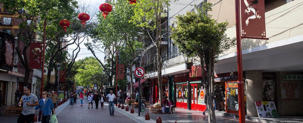 Barrio chino de Buenos Aires
