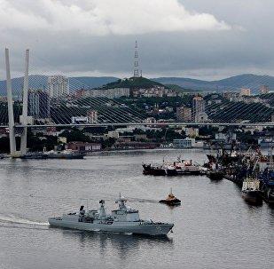 Ejercicios militares conjuntos de Rusia y China