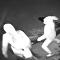 Crimen imperfecto: un ladrón frustra un robo por noquear a su colega con un ladrillo