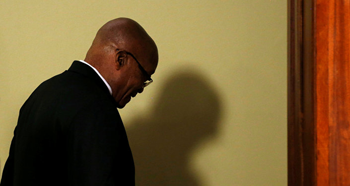 Exsindicalista Ramaphosa reemplaza al expresidente Jacob Zuma — Sudáfrica
