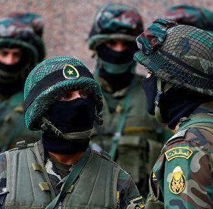 Soldados de Egipto