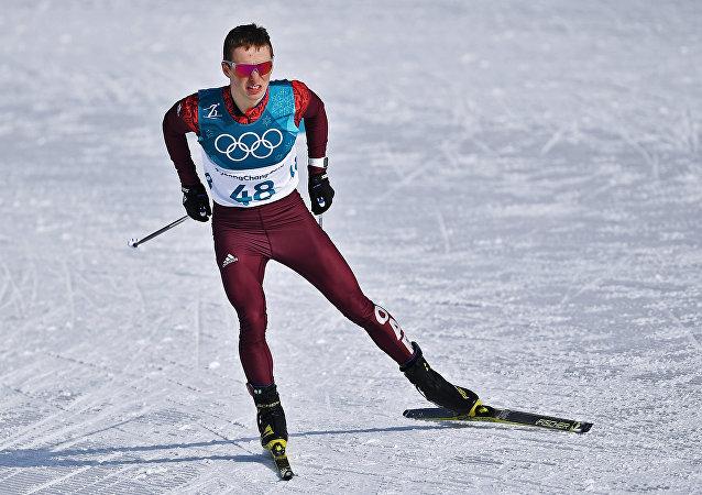 Denís Spitsov, esquiador ruso