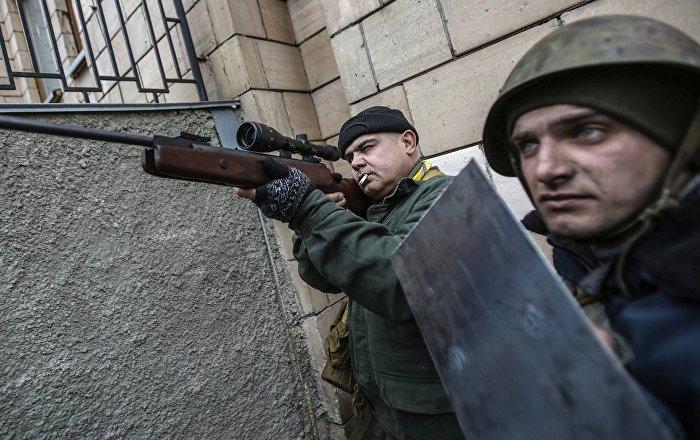 ¿Quién orquestó el baño de sangre en el corazón de Kiev?