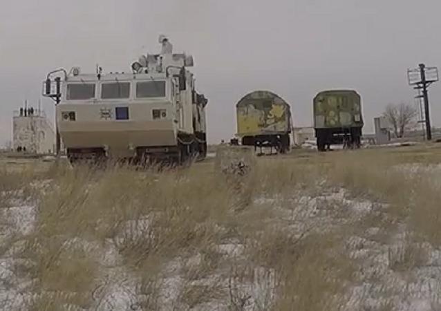 Rusia pone a prueba su sistema de misiles ártico