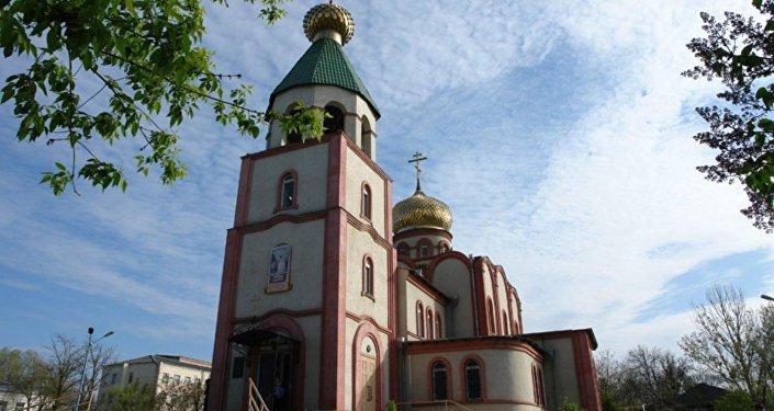 La catedral de Kizliar