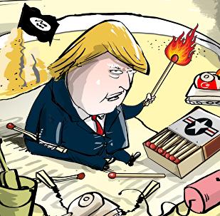 Lavrov a EEUU: No jueguen con fuego en Siria