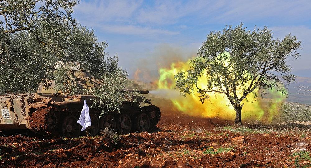 Erdogan: Turquía responderá si las milicias sirias intentan entrar en Afrín
