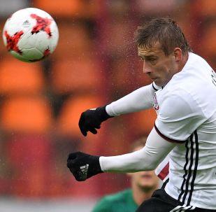El futbolista polaco Janusz Gol