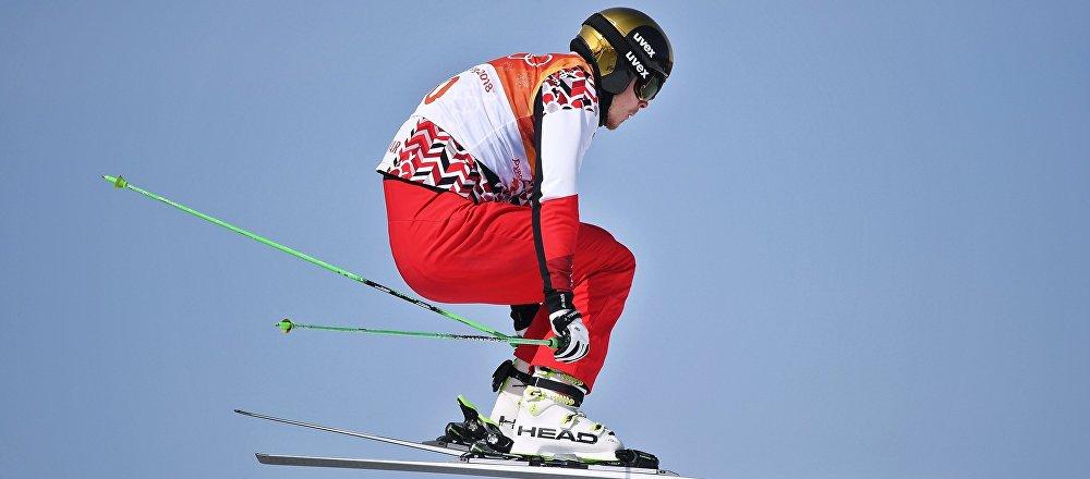 Un atleta ruso (archivo)