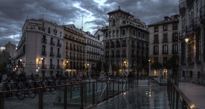 Madrid, capital de España (imagen referencial)