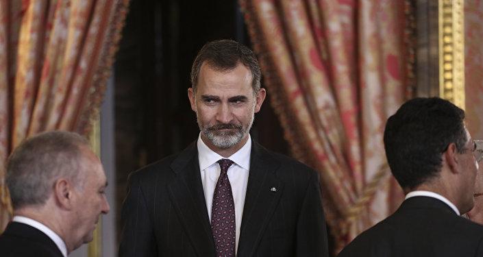 Felipe VI, el monarca español