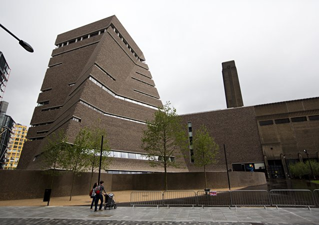 El museo Tate Modern, de Londres