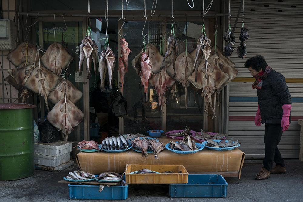 Comida exótica y sensaciones de gusto agudas en una de las ciudades olímpicas