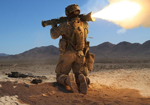 Militar estadounidense (archivo)