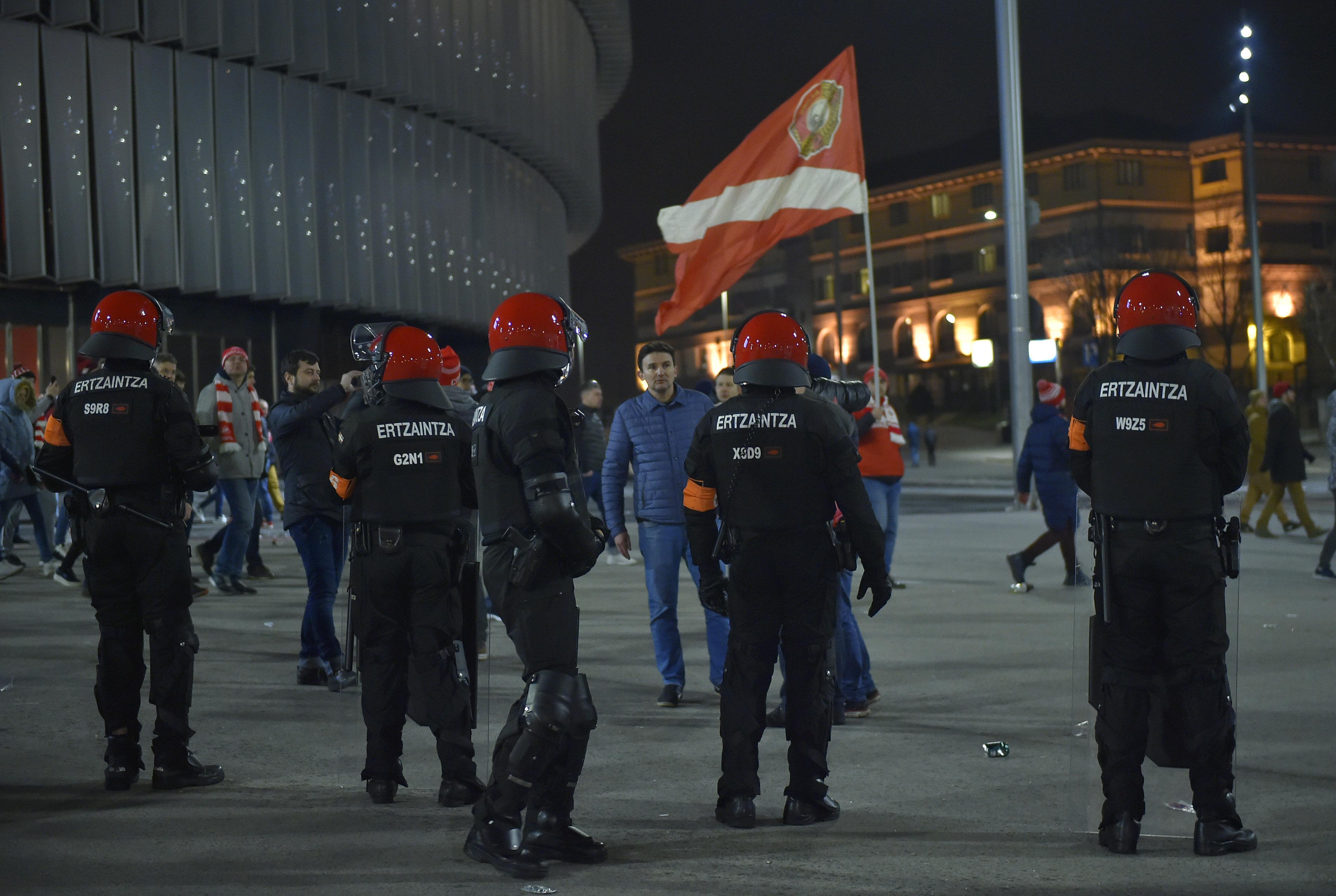 Policía autonómica del País Vasco