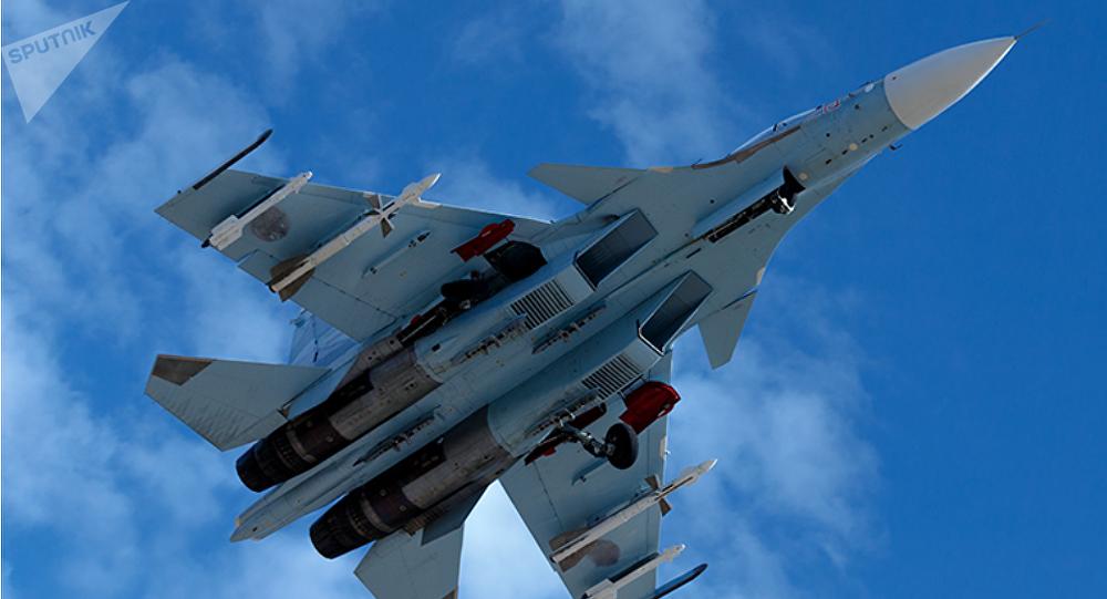 Caza ruso en la operación en Siria