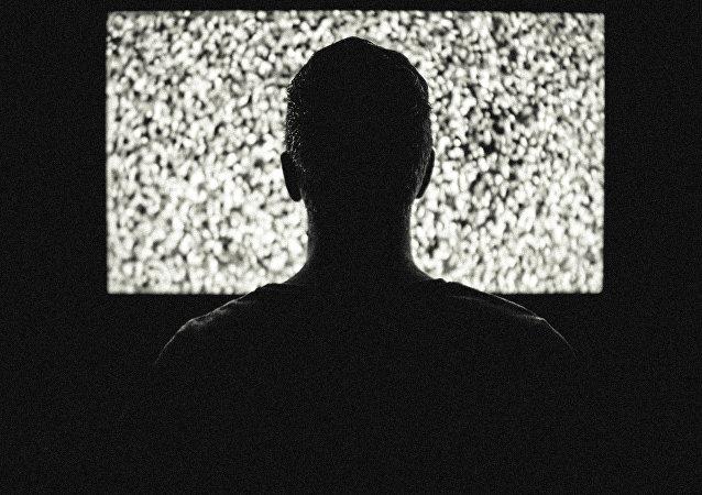 Un televisor, imagen referencial