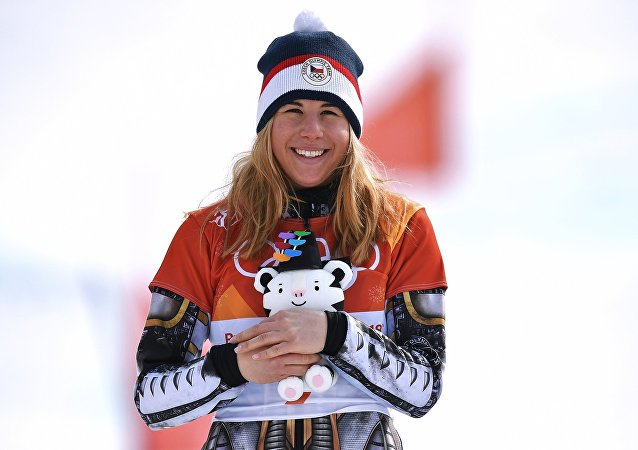 Ester Ledecka, deportista checa