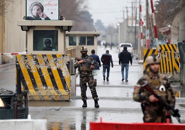 Fuerzas de Seguridad de Afganistán