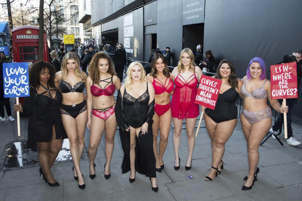 ¿Arte o delirio? Los modelos más deslumbrantes de la Semana de la Moda de Londres