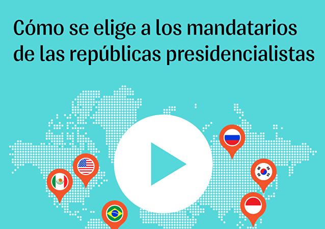 Cómo se elige a los presidentes de las repúblicas
