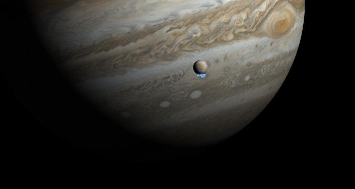 ¿Vida en Júpiter? Descubren nubes de agua en la Gran Mancha Roja