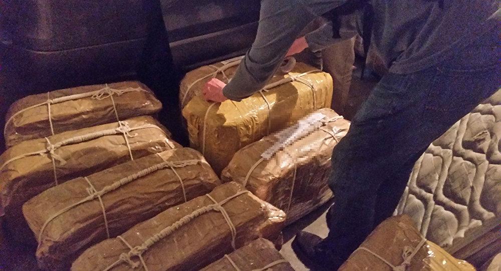Detuvieron al cerebro del escándalo narco en la embajada rusa