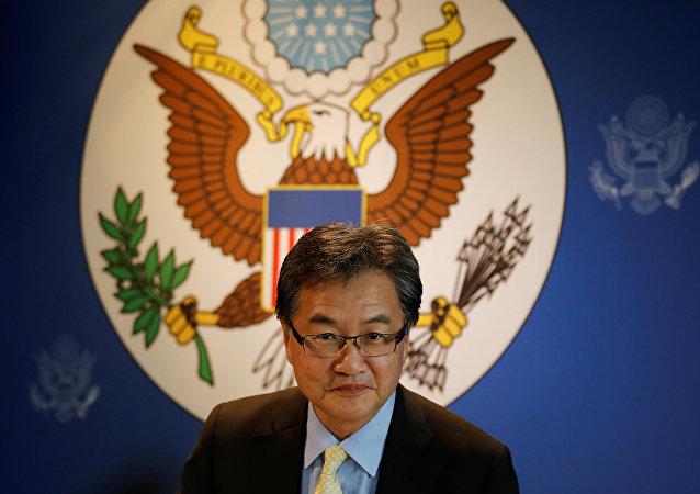 Joseph Yun, exrepresentante especial de EEUU para Corea del Norte