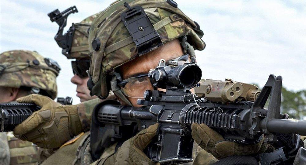 Militares de EEUU (imagen referencial)