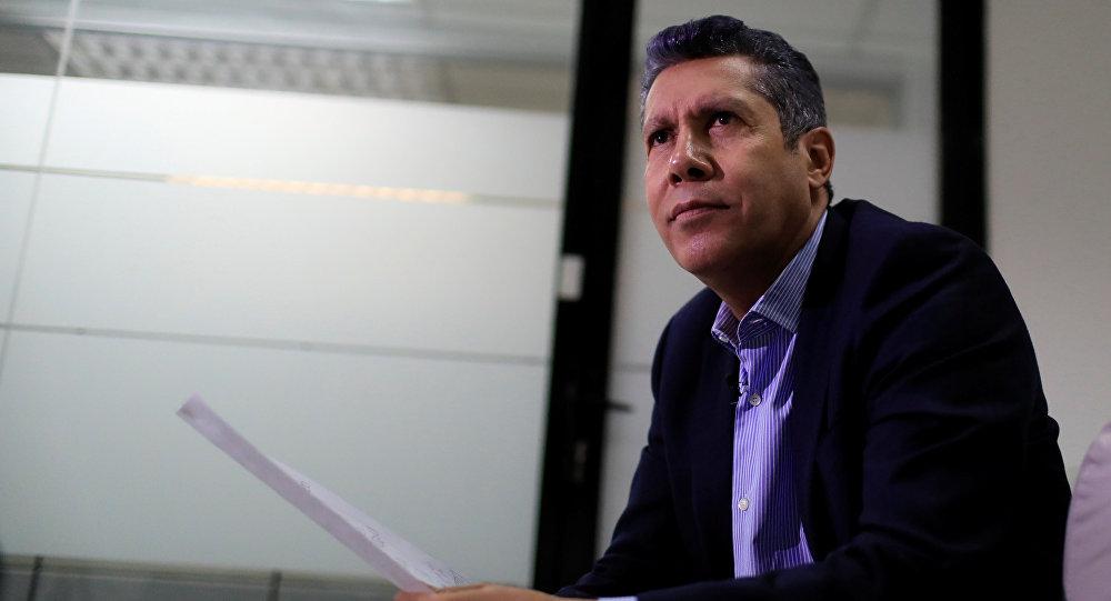 Henri Falcón, candidato presidencial venezolano (archivo)