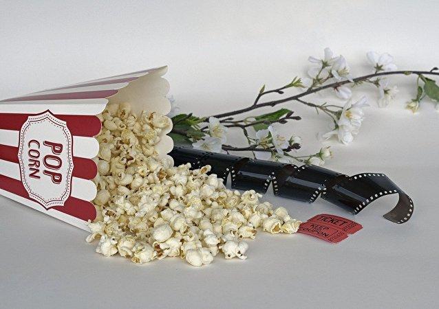 Popcorn en el cine