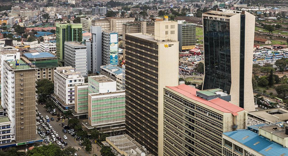 Nairobi, la capital de Kenia (foto de archivo)