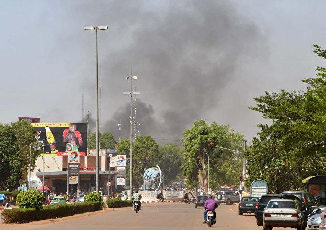 Atentado en Burkina Faso