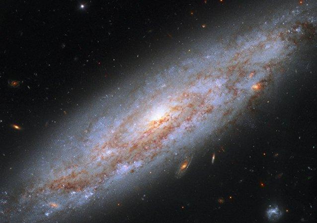 Galaxia NGC 3972