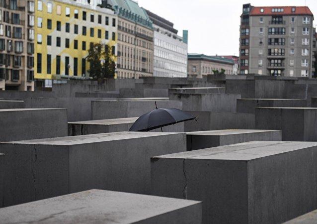 Monumento a los judíos de Europa asesinados, Berlín (imagen referencial)