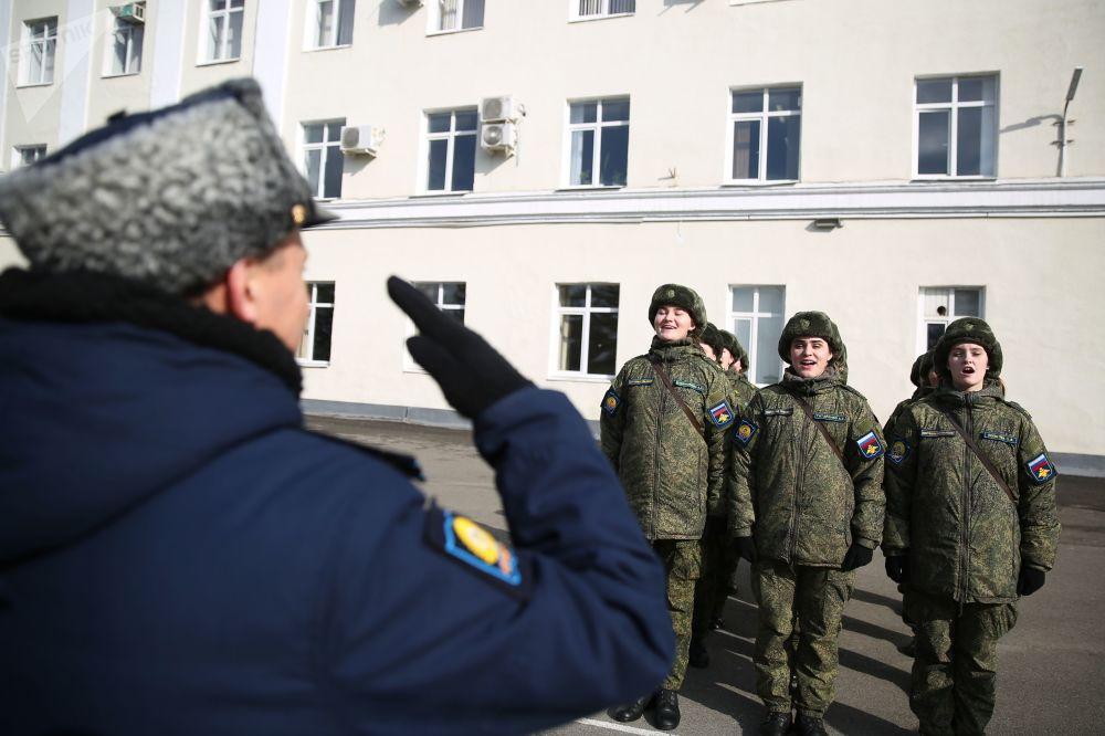 La élite de la élite: las primeras pilotos de la Escuela Superior de Aviación militar de Krasnodar