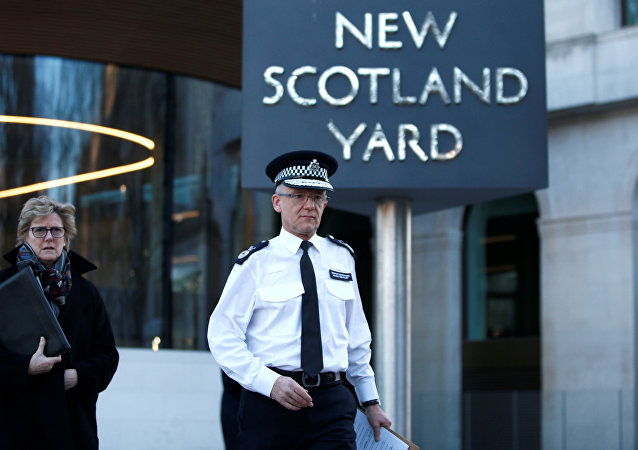 El jefe de la unidad antiterrorista de Scotland Yard, Mark Rowley