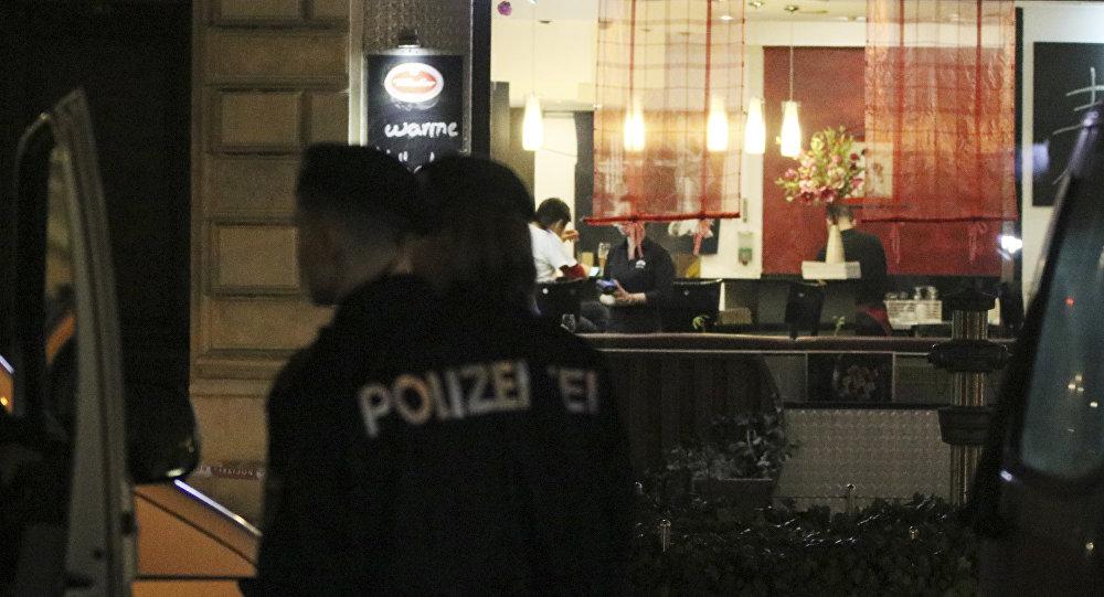 Ataque con cuchillo en barrio de Viena deja tres heridos