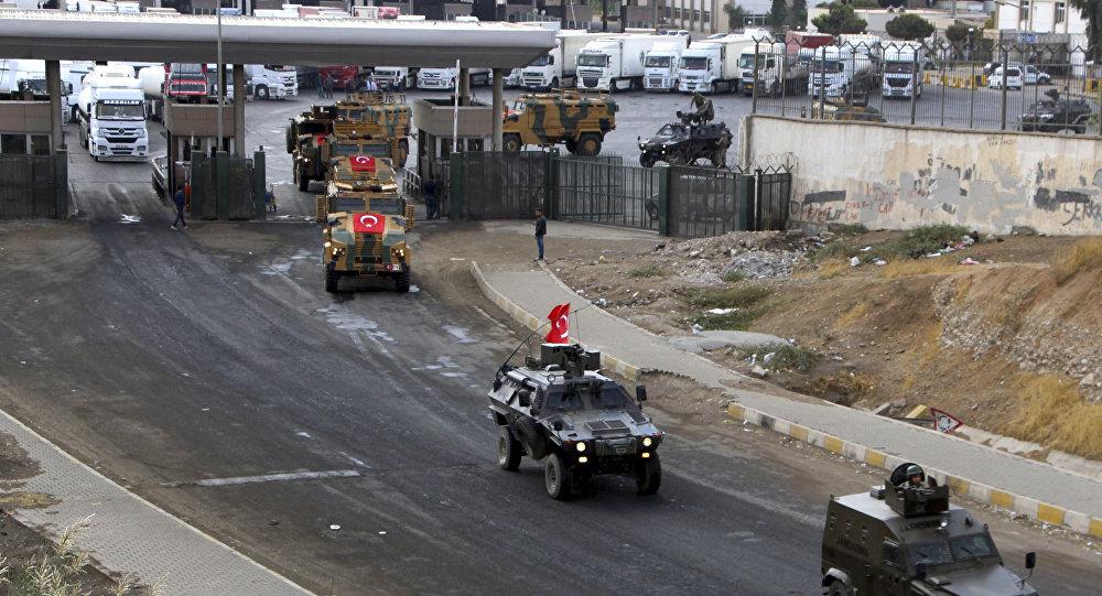 Turquía lanza un ataque aéreo en la ciudad siria de Afrín